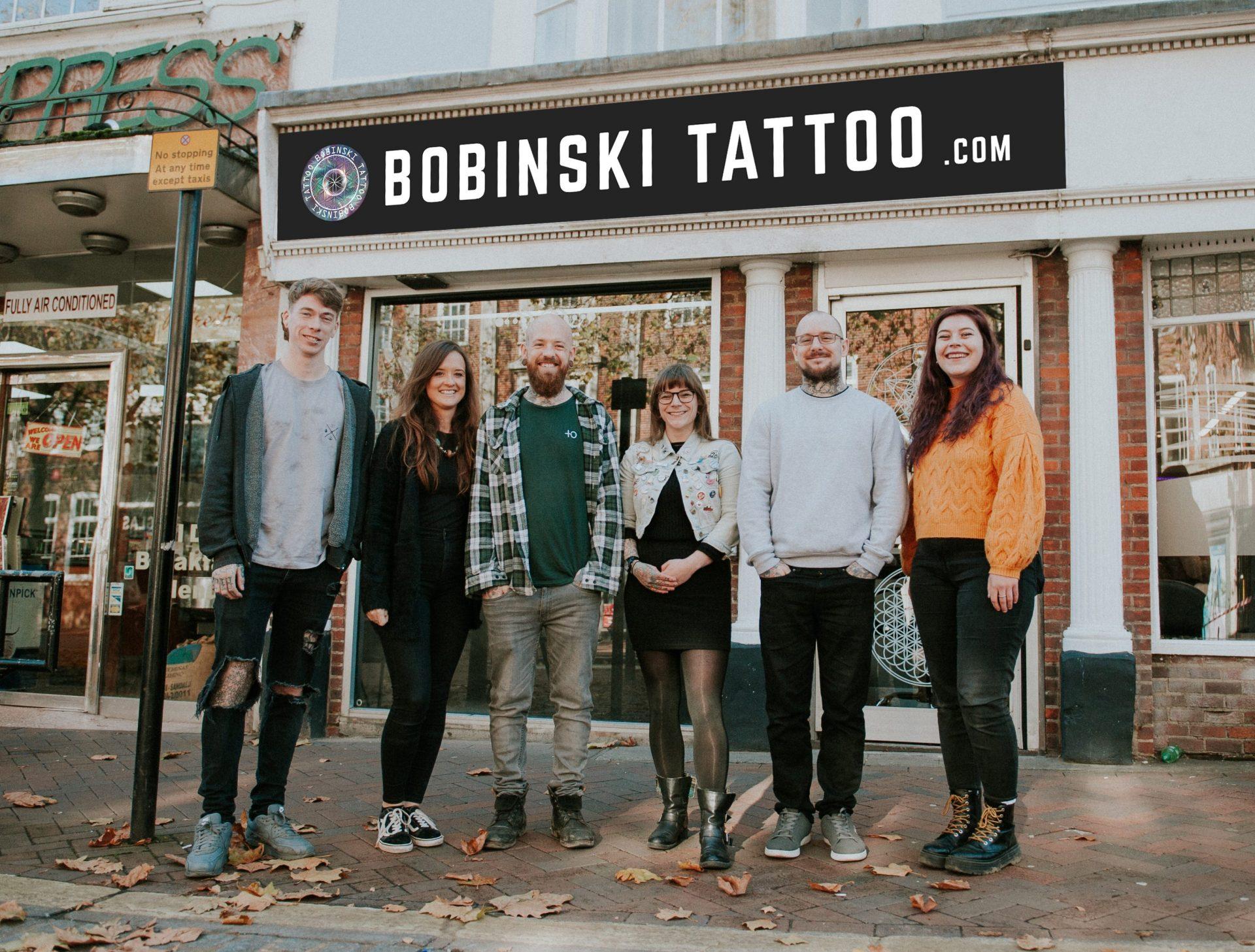 Photo of Bobinski Tattoo Studio